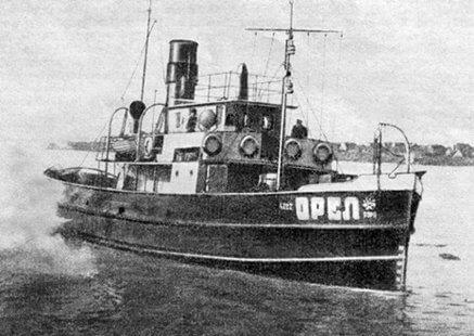 1941 - К причалам мыса Осиновец с восточного берега Ладожского озера пришли две баржи, доставив 626 тонн зерна и 116 тонн муки