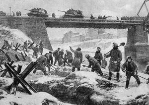 1941 - Провал операции «Тайфун»...