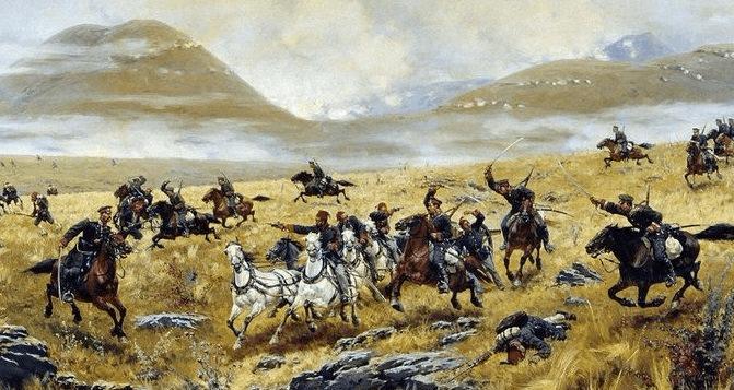2 октября 1877 года - русское наступление на Аладжинские высоты