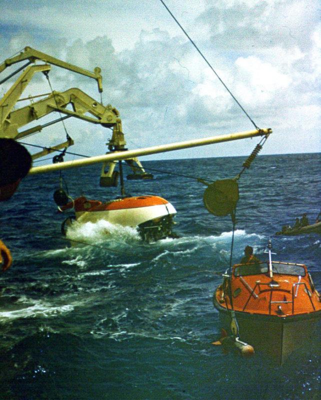 2000 - Российское научно-исследовательское судно