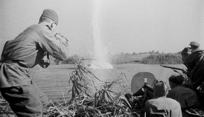 21 сентября 1943 наши войска вышли к Днепру