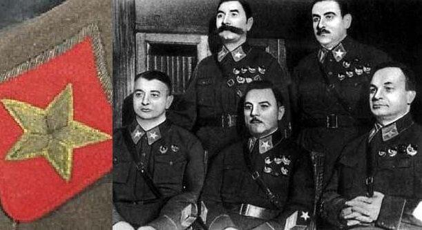 22 сентября 1935 года постановлением ЦИК и СНК СССР были введены высшее воинское звание