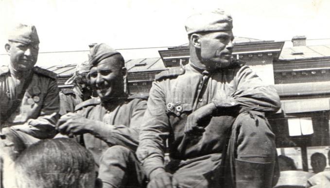 3 октября 1944 года завершена Румынская операция