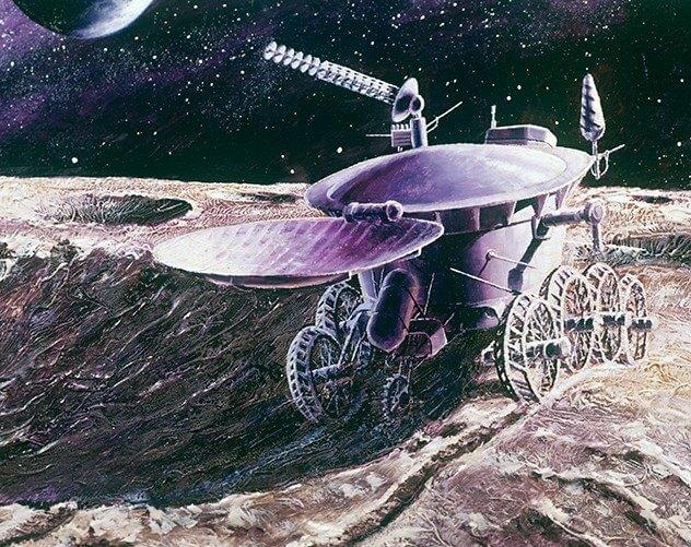 4 октября 1971 года закончилось выполнение программ научных и научно-технических исследований