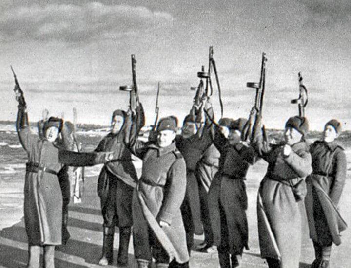 5 октября 1944 года началась Мемельская наступательная операция войск 1-го Прибалтийского