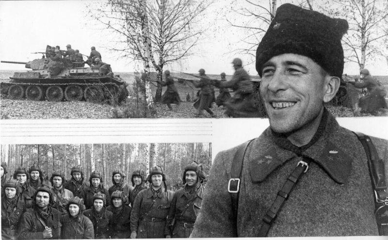 6 октября 1941 года в ходе Московской битвы