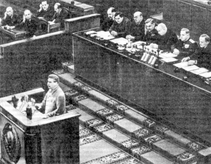 6 октября 1952 года XIX съезд КПСС принял директивы пятого пятилетнего плана развития народного хозяйства