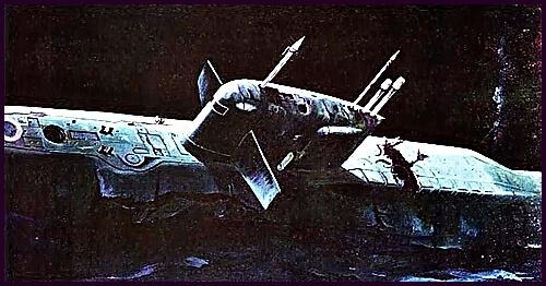 6 октября 1986 года в районе Бермудских островов в результате произошедшего тремя днями ранее взрыва ракеты в шахте затонула советская атомная подводная лодка К-219