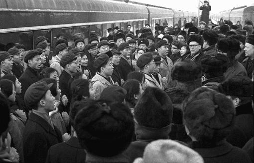 7 октября 1966 года из-за политических разногласий между Китаем и Советским Союзом из СССР были высланы все китайские студенты