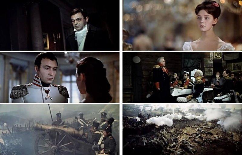 7 сентября 1962 года режиссер Сергей Бондарчук приступил к съемкам фильма Война и мир по роману Льва Толстого