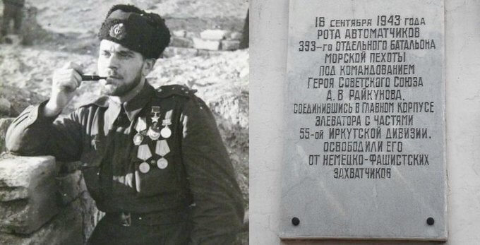 Александр Райкунов