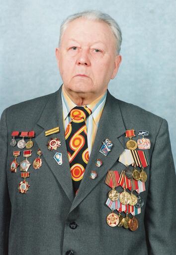 Бросалов Владимир Петрович