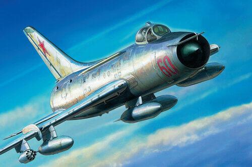 Летчик-испытатель А.Г.Кочетков впервые поднял в воздух самолет С-1