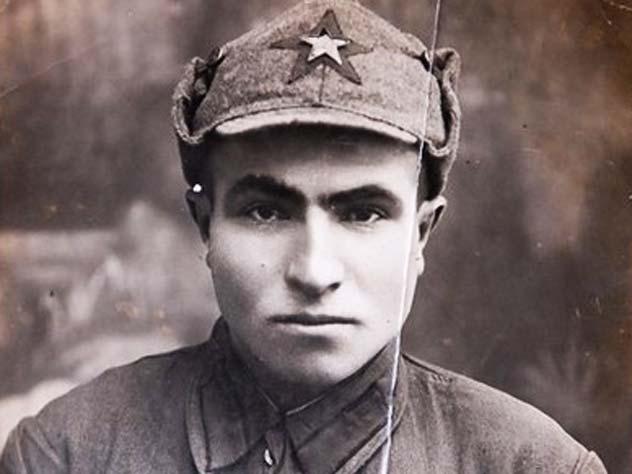 Семён Константинович Гитлер