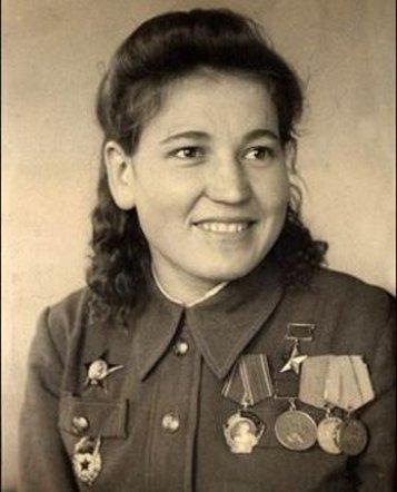 Вера Сергеевна Кащеева