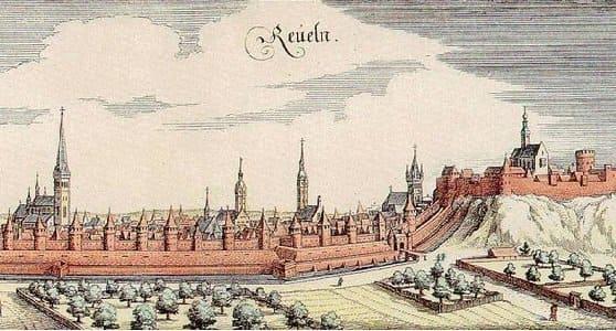 10 октября 1710 года в ходе Северной войны русские войска под началом генерала Р.X. Боура взяли г. Ревель