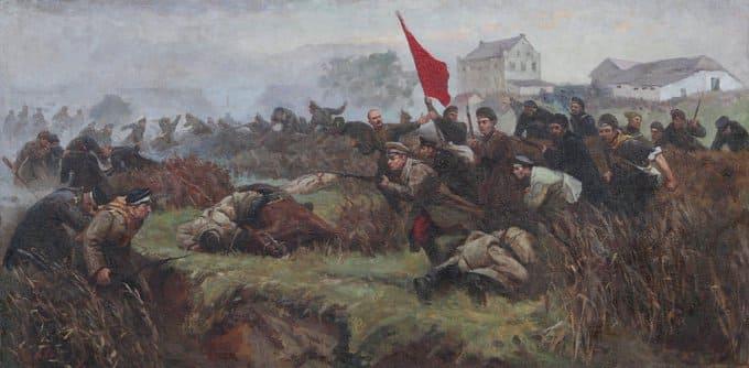 11 октября 1919 года силами 13-й (А.И. Геккер) и 14-й (И.П. Уборевич) армий Южного фронта (А.И. Егоров) началась Орловско-Курская операция