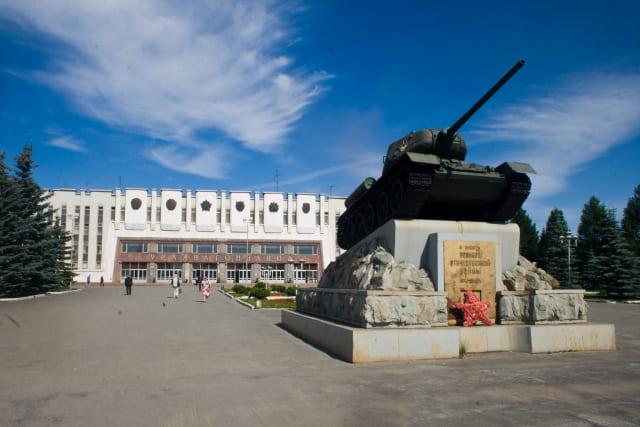 11 октября 1936 года был основан Уралвагонзавод