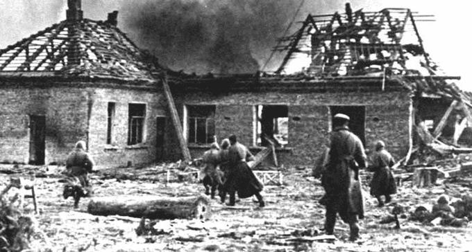 11 октября 1943 года на витебском направлении наши наступающие войска освободили 40000 (сорок тысяч!) мирных жителей, которых немцы угоняли на каторжные работы в Германию