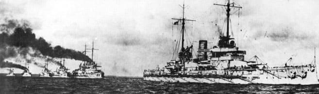 12 октября 1917 года началась Моонзундская оборонительная операция Балтийского флота