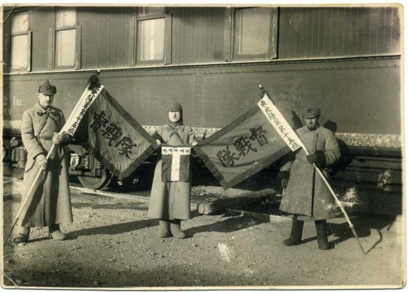 12 октября 1929 года войска Особой Краснознаменной Дальневосточной армии (В.К. Блюхер) начали боевые действия против войск китайских милитаристов