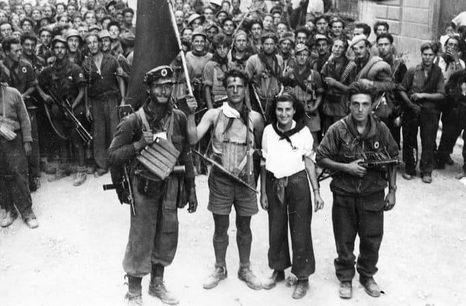 13 октября 1943 года Италия вступила в войну против Германии на стороне антигитлеровской коалиции