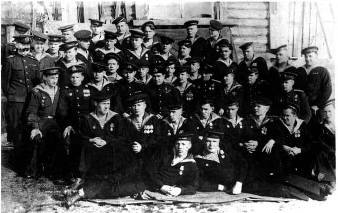 181-й особый разведывательный отряд Северного флота