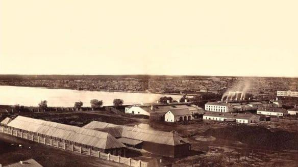 Барнаульский медеплавильный завод
